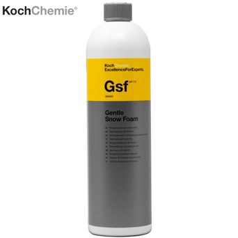 koch chemie gsf gentle snow foam ph n tr k p k 1lt. Black Bedroom Furniture Sets. Home Design Ideas
