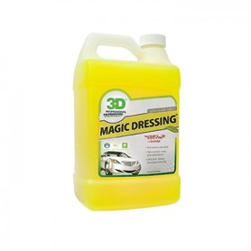 3D Magic Dressing Tire - Lastik Bakım ve Parlatıcı 3.79 lt.