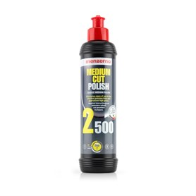 Menzerna Ince Çizik ve Hologram Giderici - Medium Cut Polish 2500 250ML