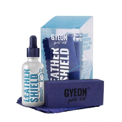 Gyeon Q² Leather Shield - Nano Deri Seramik Kaplama 50ml