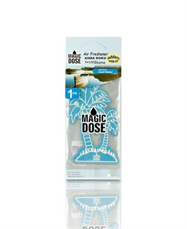 Magic Dose Cool Water - Okyanus Aromalı Palmiye Asma Koku